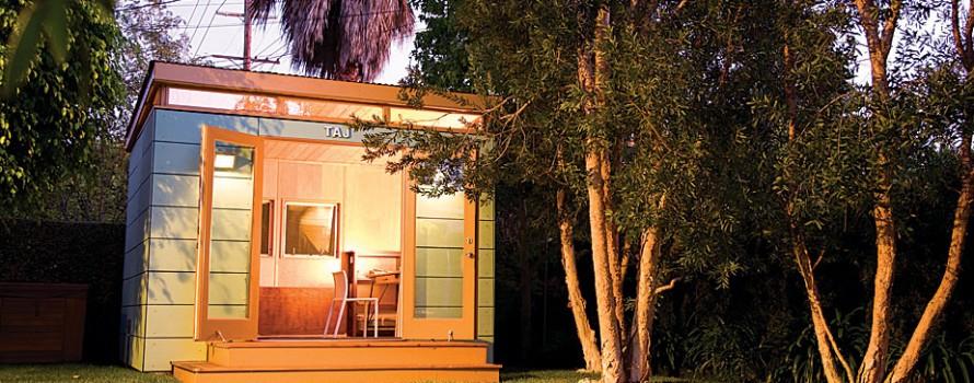 Photo : modern-shed.com