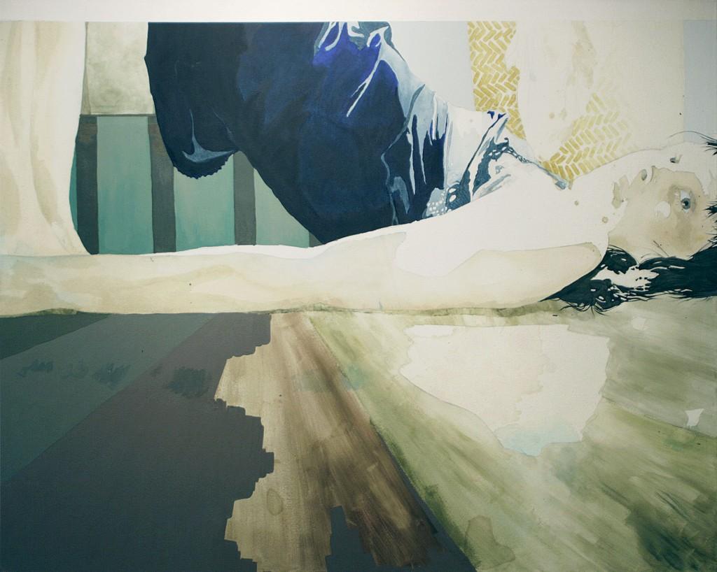 Crédit visuel : Sous le lit, 2012. Marianne Pon-Layus © L'Artothèque