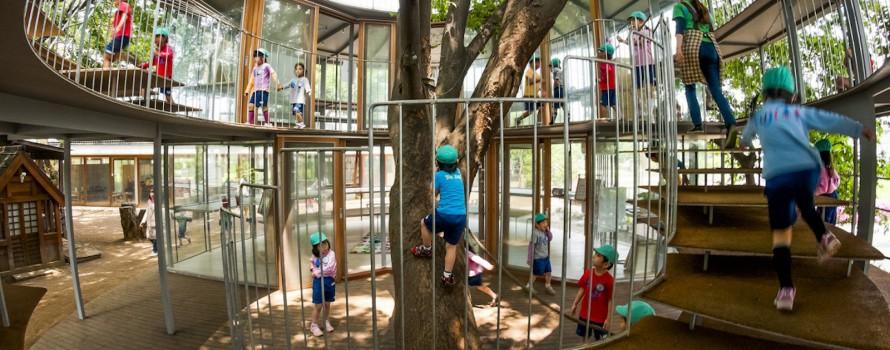 L architecture pour les enfants avenues - Architecture pour enfants ...