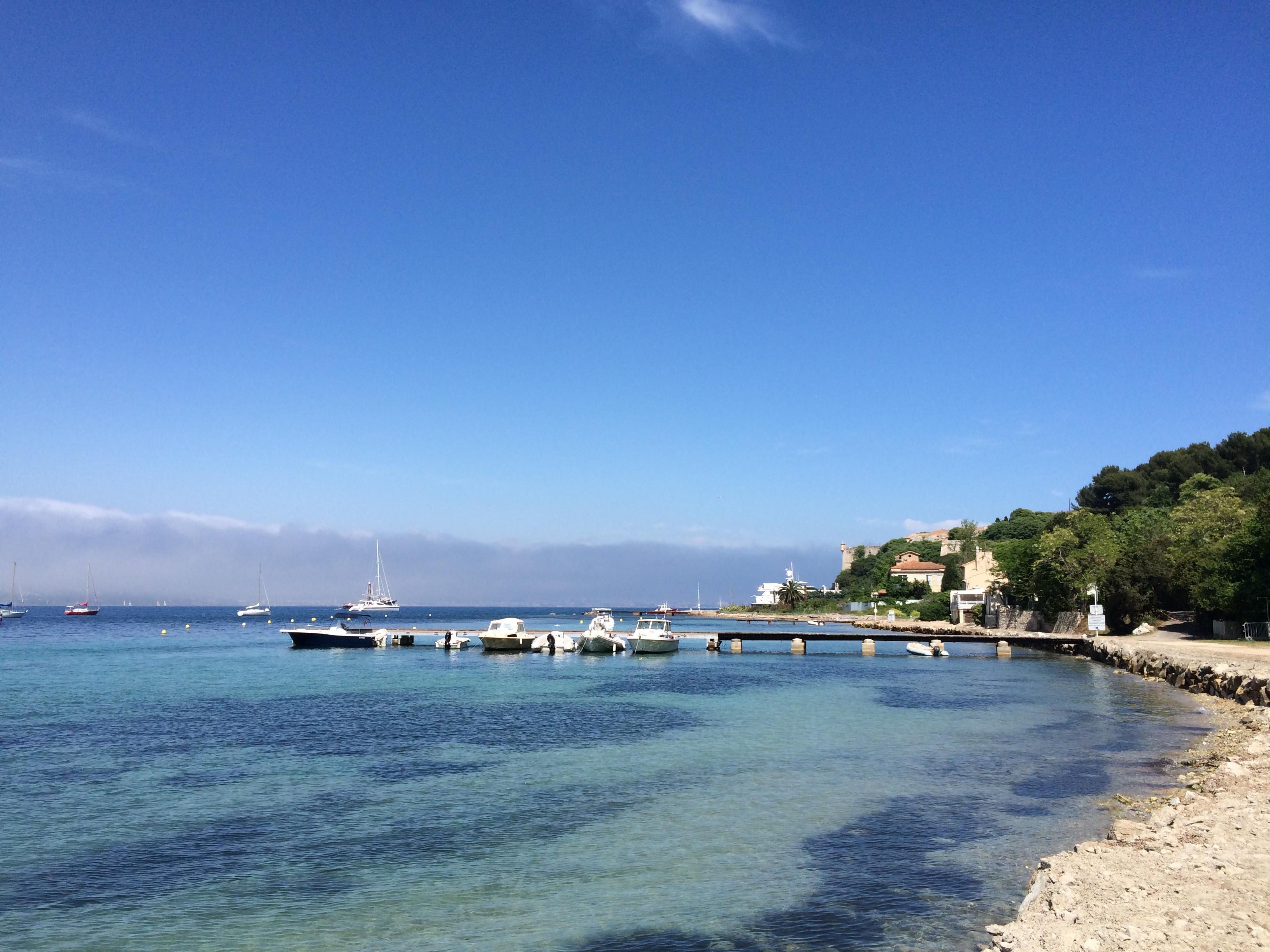 Île Sainte-Marguerite. Photo : Marie-Julie Gagnon