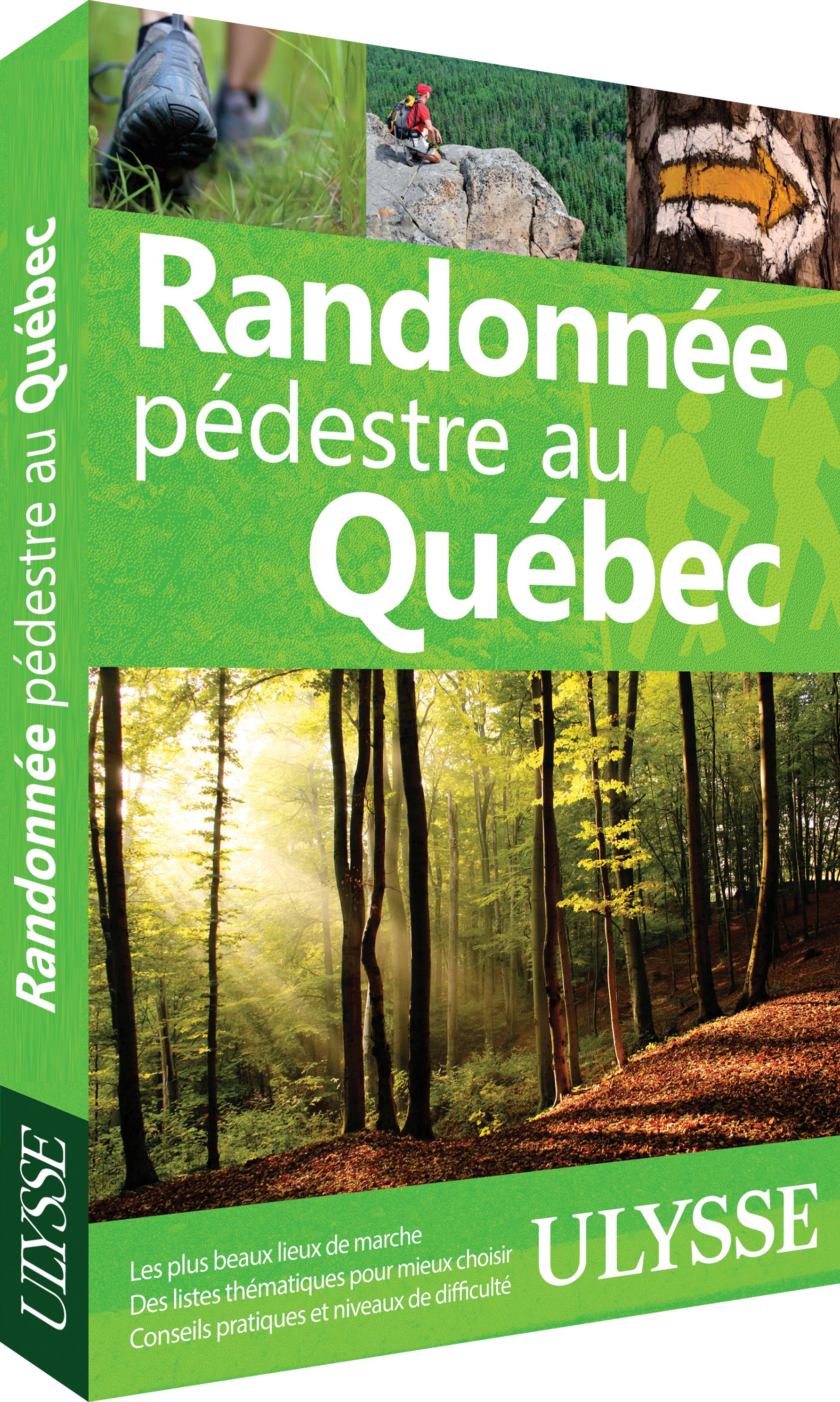 """alt=""""randonnee pedestre au quebec guide ulysse"""""""