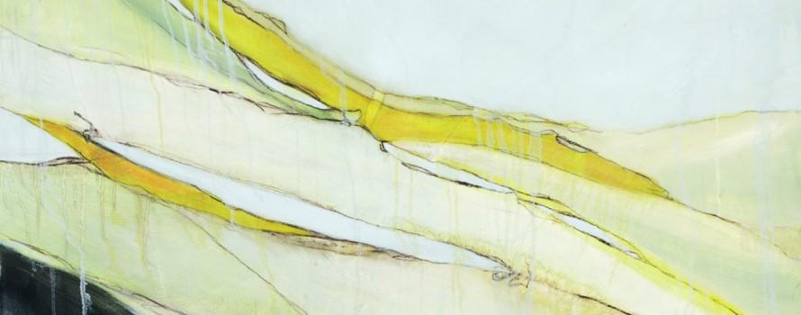 Trajectoire instinctive, 2011. Danielle Bouchard© L'Artothèque
