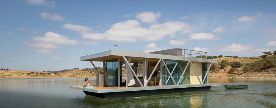 vivre sur l eau le temps d une escapade avenues. Black Bedroom Furniture Sets. Home Design Ideas