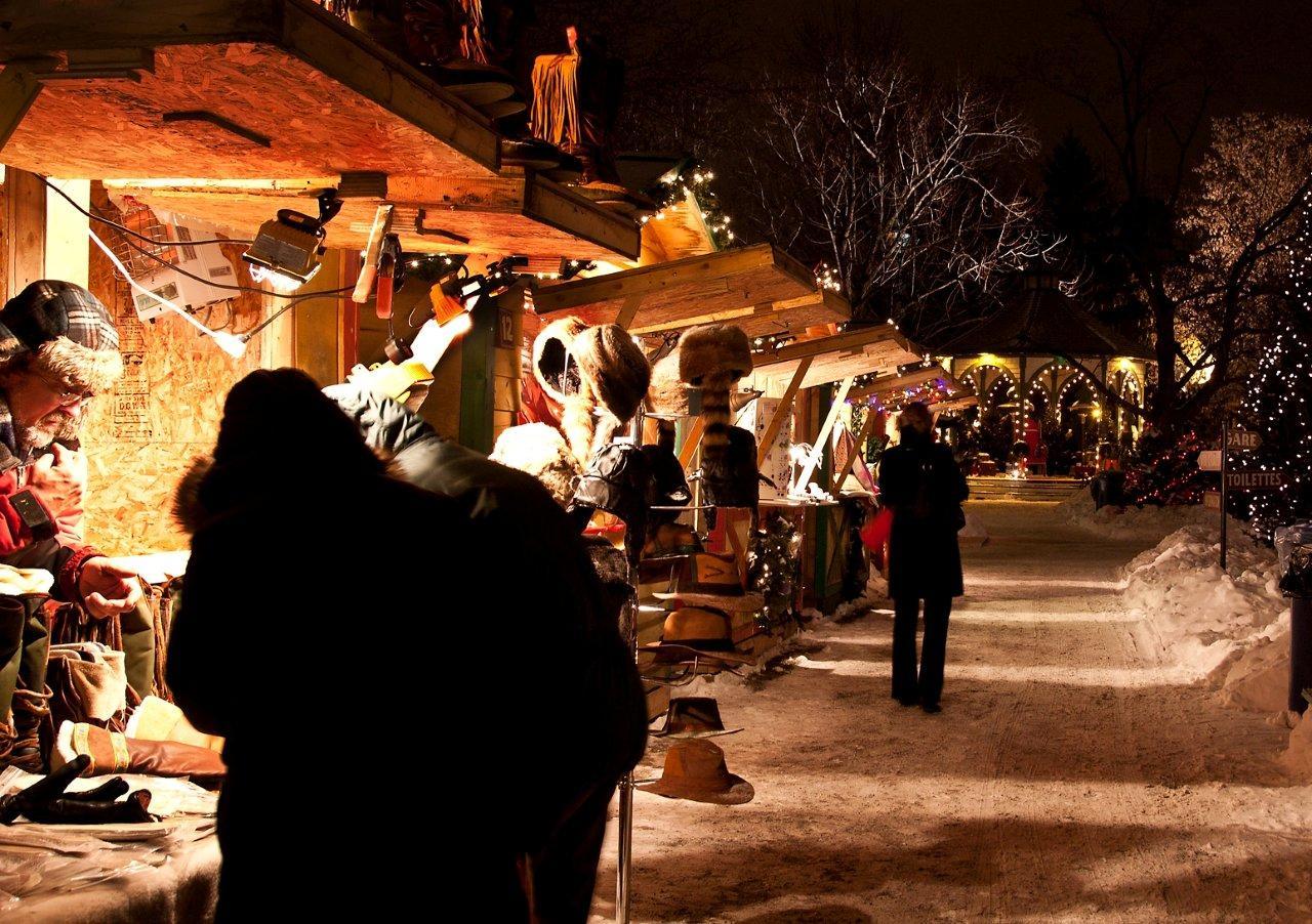 Photo: Facebook Marché de Noël et des Traditions de Longueuil
