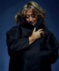 Photo: Facebook Contemporary architects Zaha Hadid