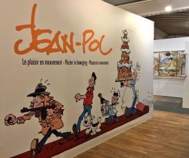Centre belge de la bande dessinée. Photo: Marie-Julie Gagnon