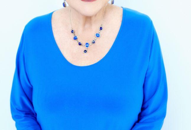 Janette Bertrand, une vraie vieille