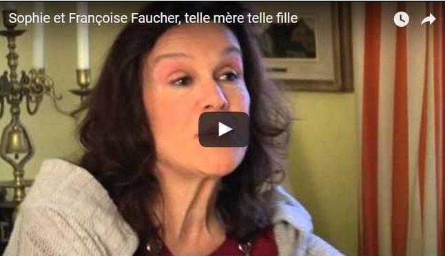 Sophie et Françoise Faucher, telle mère telle fille