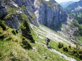 Trek Bavière Dolomites. Photo: Diane Turcotte