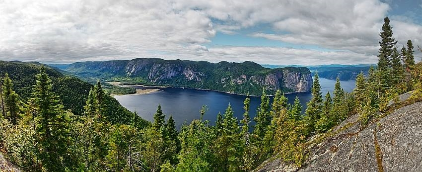 Photo: Luc Rousseau, Facebook Parc national du Fjord-du-Saguenay