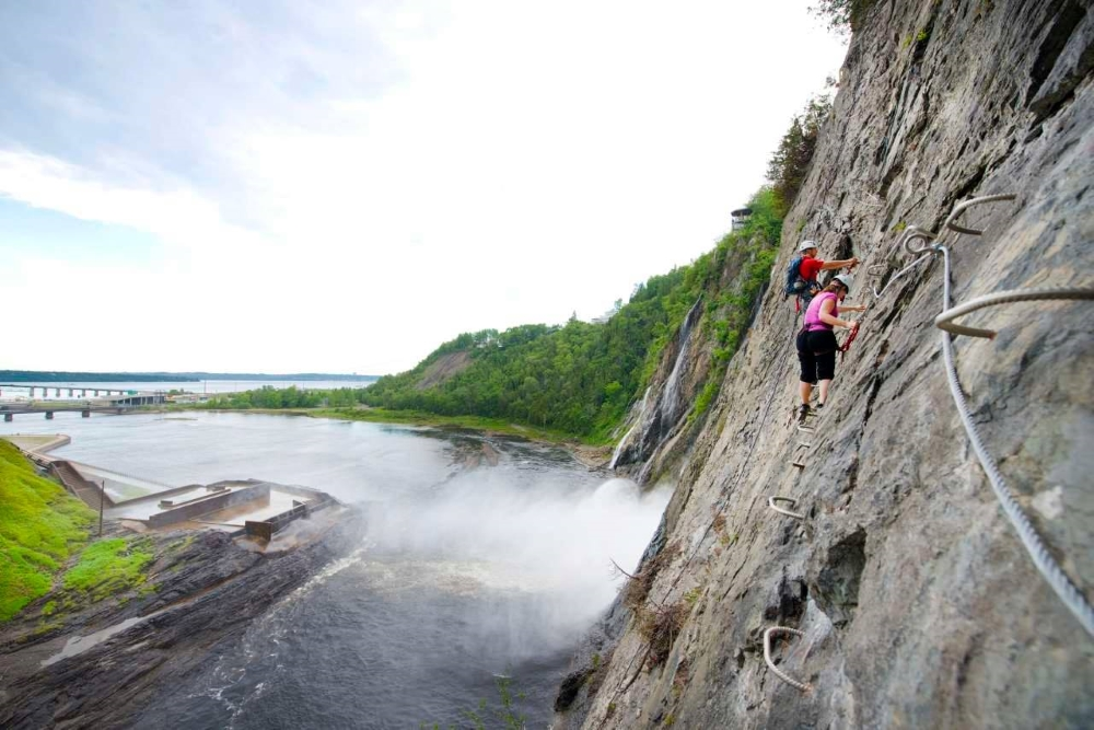 Photo: Facebook Parc de la Chute-Montmorency