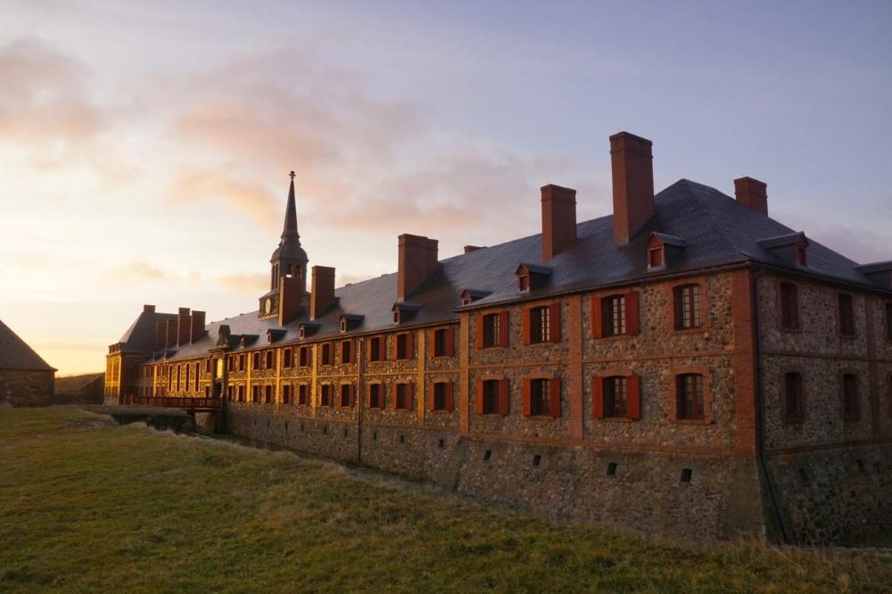 Photo: Facebook Lieu historique national de la Forteresse-de-Louisbourg.