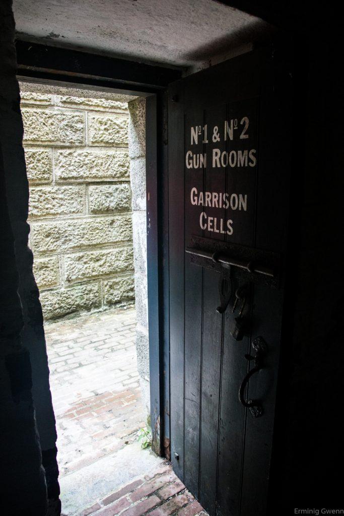 Photo: L'entrée des cellules. Flickr Étienne Valois