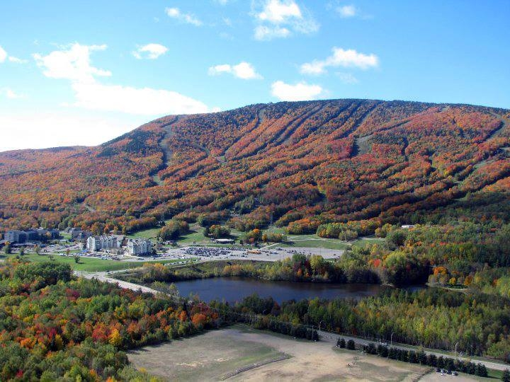 Photo: Facebook Mont-Sainte-Anne