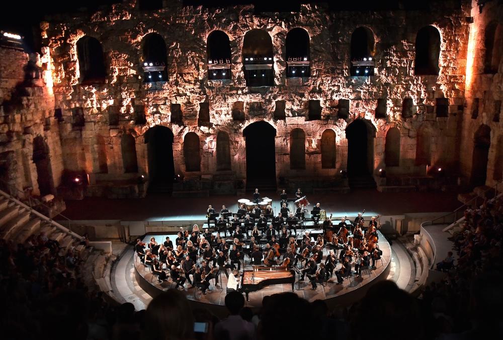 Athens Festival - Evi Fylaktou