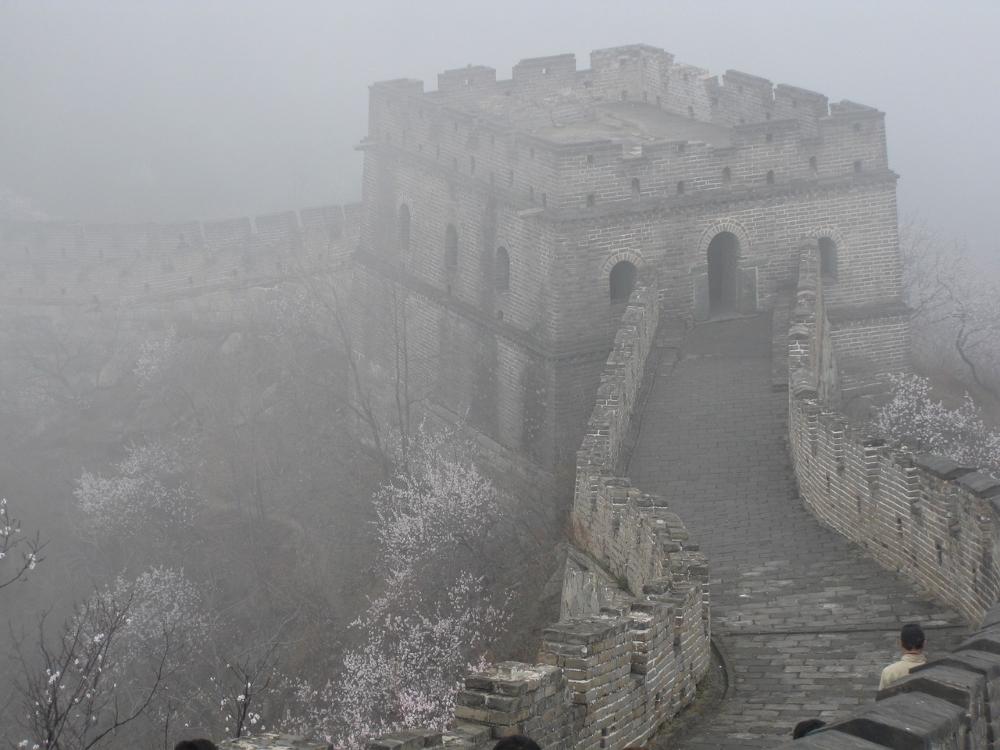 La Grande Muraille de Chine. Photo: Pixabay.
