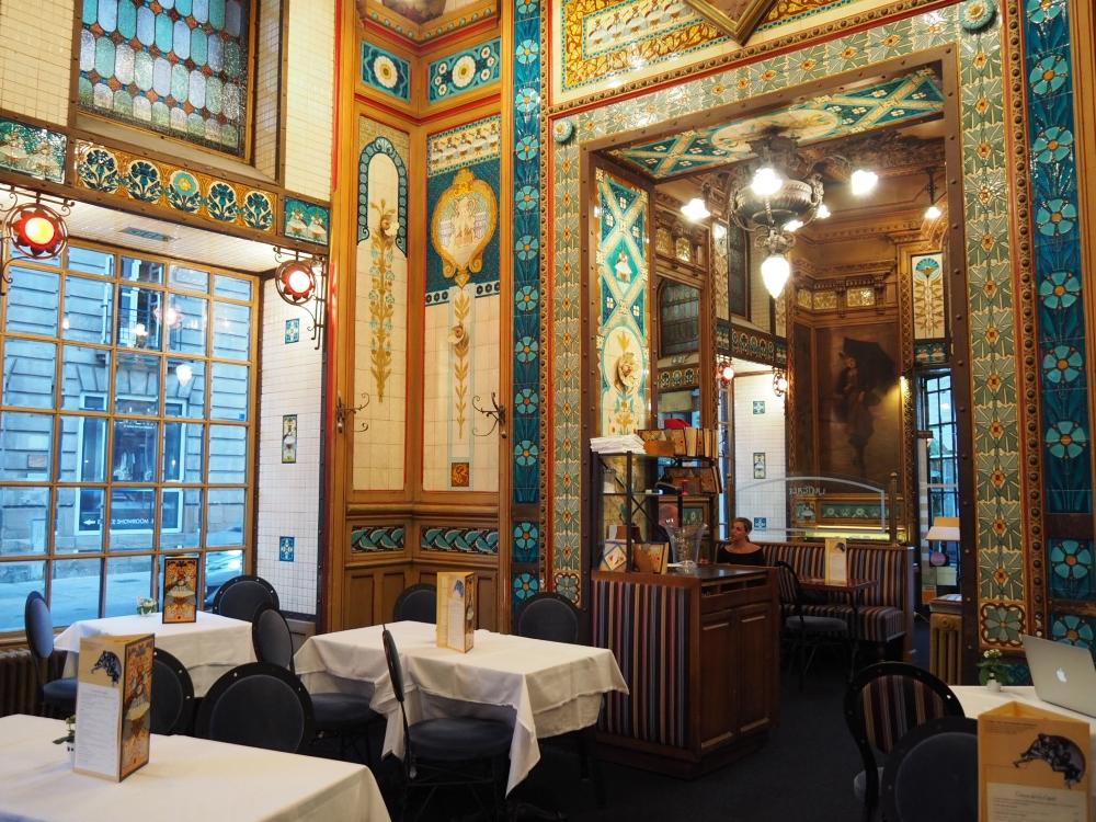 Brasserie La Cigale. Photo: Marie-Julie Gagnon.