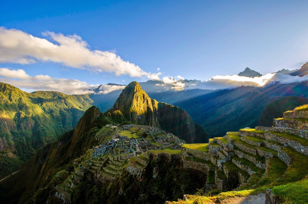 Machu Picchu, Pérou. Photo: Pixabay.