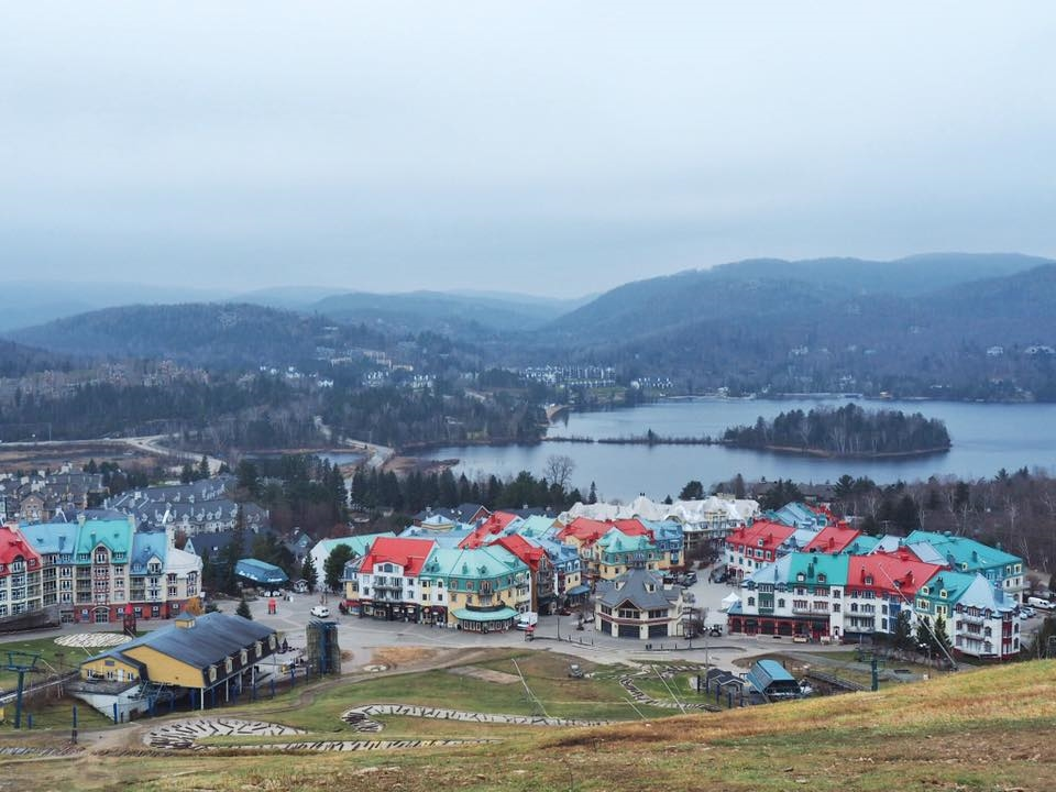 Mont Tremblant. Photo: Marie-Julie Gagnon.
