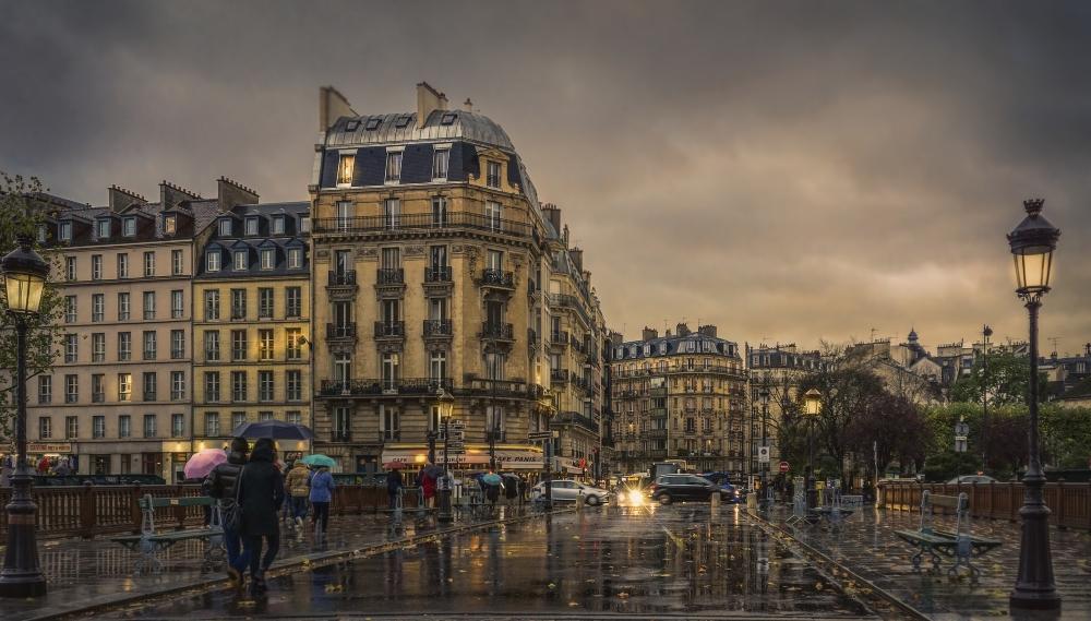 Paris. Photo: Luc Mercelis, Flickr.