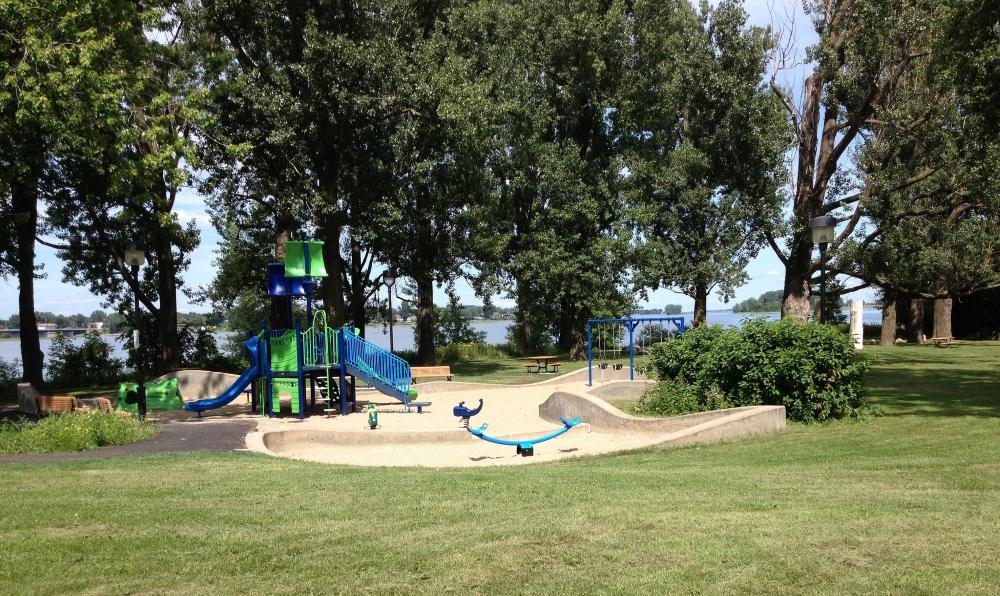 Le Plan bleu vert: une étape déterminante pour la plage de l'Est. Photo: Ville de Montréal, Flickr.