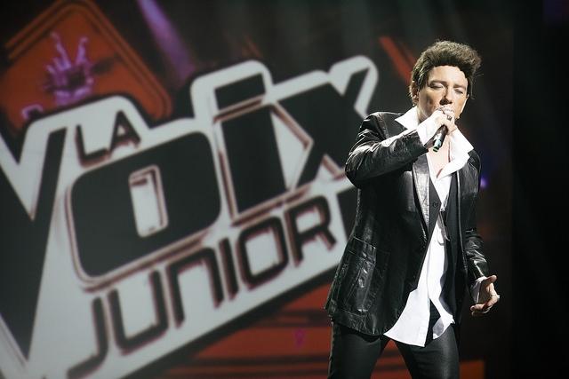 La Voix Junior. Photo: François Laplante Delagrave.