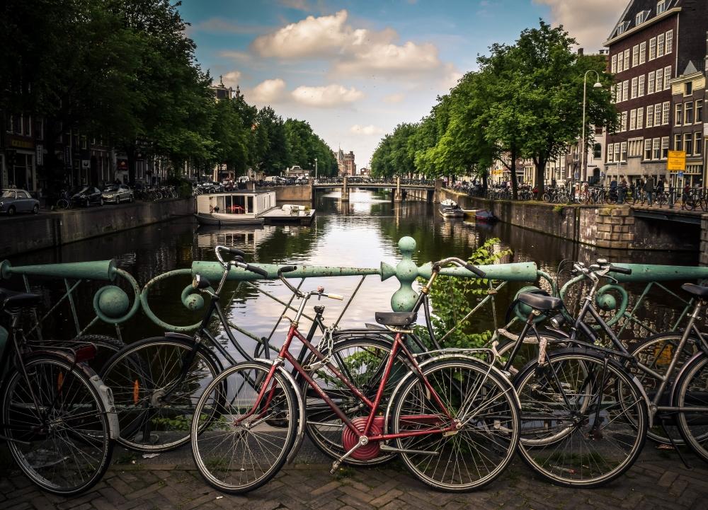 Amsterdam. Photo: Jace Grandinetti, Unsplash