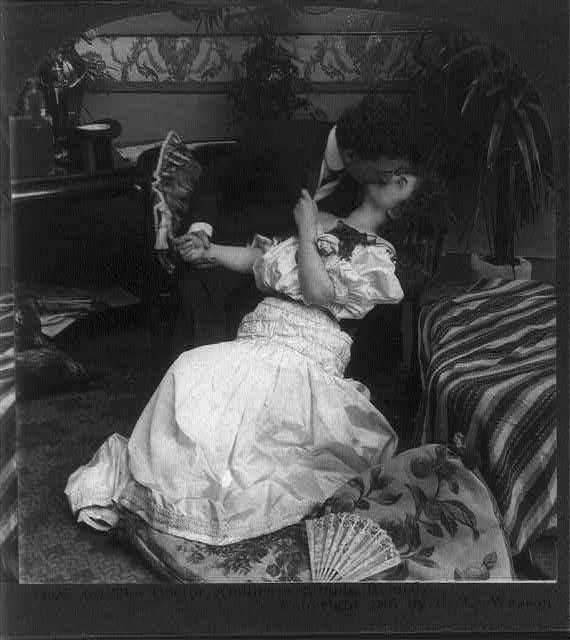 Photo: Bibliothèque du Congrès