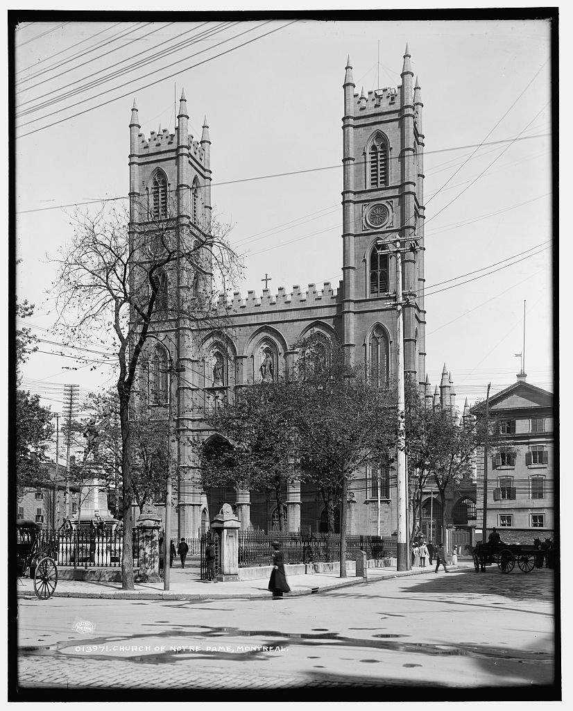 Photo: Detroit Photographic Co. / Bibliothèque du Congrès
