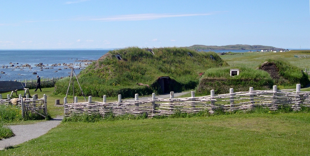 L'Anse-aux-Meadows. Photo: Douglas Sprott, Flickr