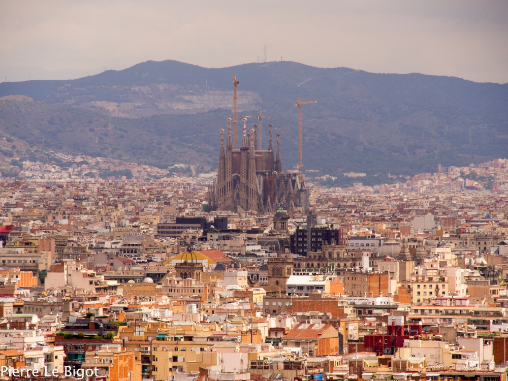 Barcelone, Espagne. Photo: Pierre Le Bigot, Flickr