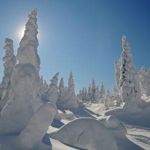La vallée des fantômes du Mont-Valin. Photo: Facebook Parc national des Monts-Valin