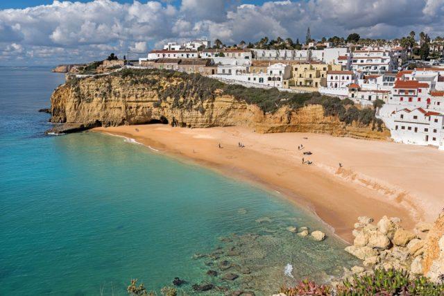 Carvoeiro, Algarve, Portugal. Photo: Bengt Nyman, Flickr