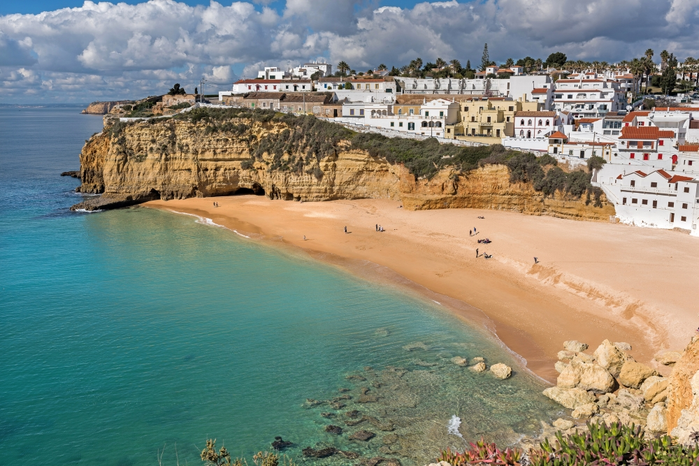 Carvoeiro, Algarve, Portugal. Photo: Bengt Nyman, Flickr