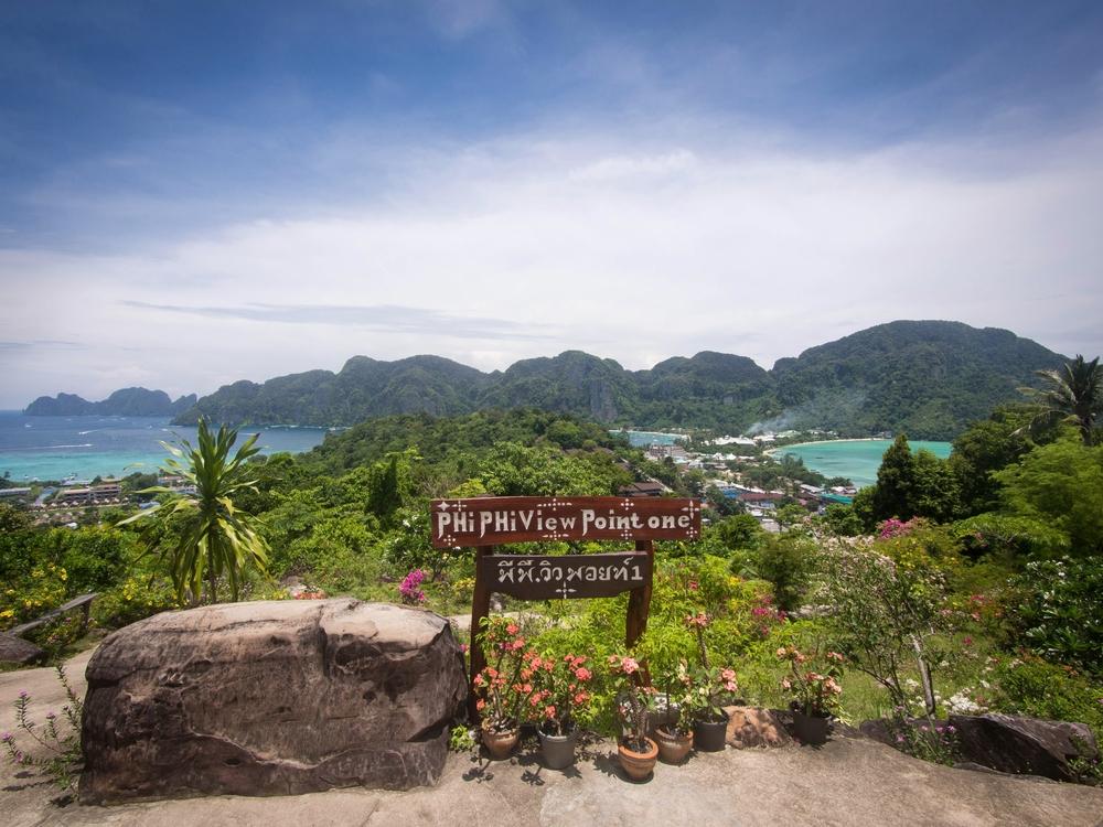 Kho Phi Phi, Thaïlande. Photo: Shutterstock