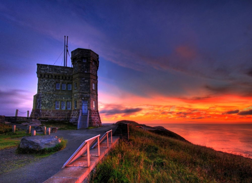 Signal Hill. Photo: Rex Montalban, Facebook Lieu historique national de Signal Hill