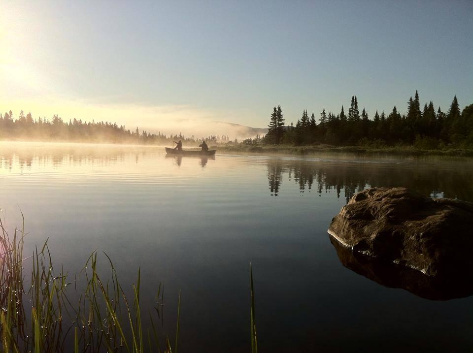 Photo: Facebook Parc national du Mont-Tremblant