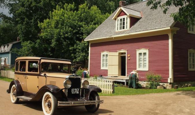 Photo: Facebook Village québécois d'antan