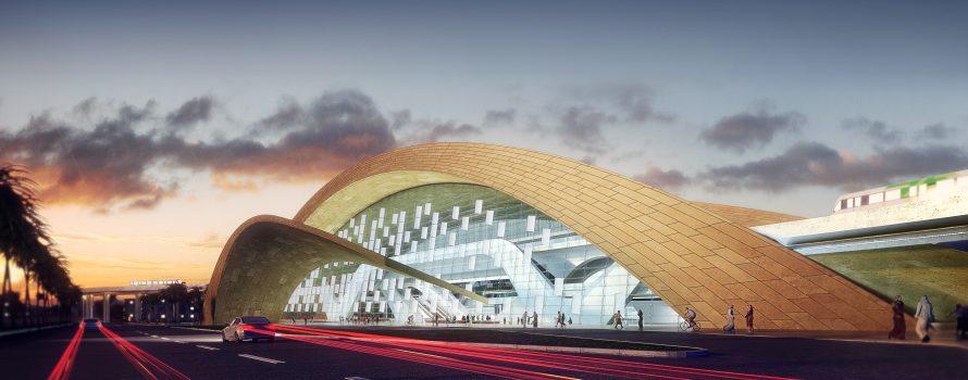 Photo: Haute Commission pour le développement de Riyad