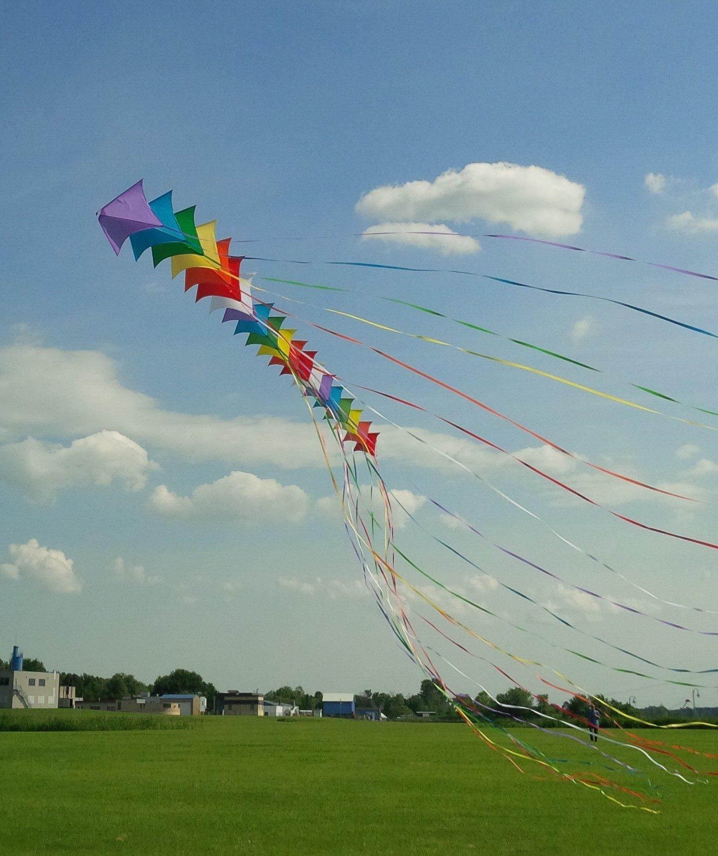 Photo: Facebook Cerf-volant Coriolis Kite
