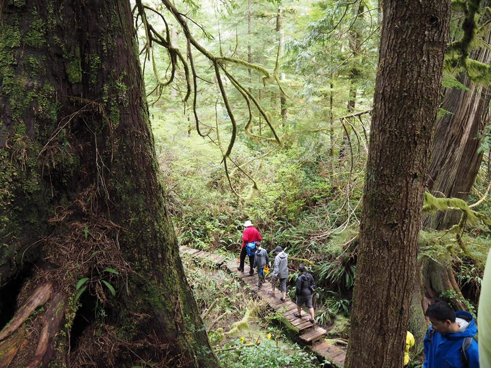 Photo: Marie-Julie Gagnon Excursion avec guides autochtones