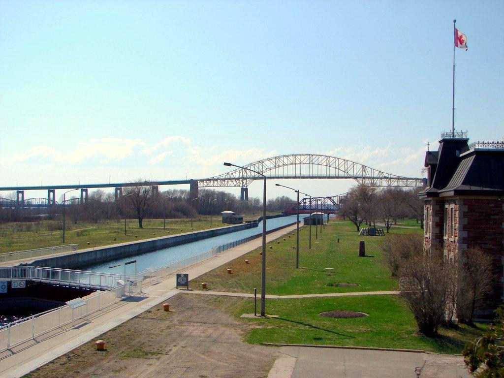 Photo: Facebook Site historique Canal Sault Sainte.Marie