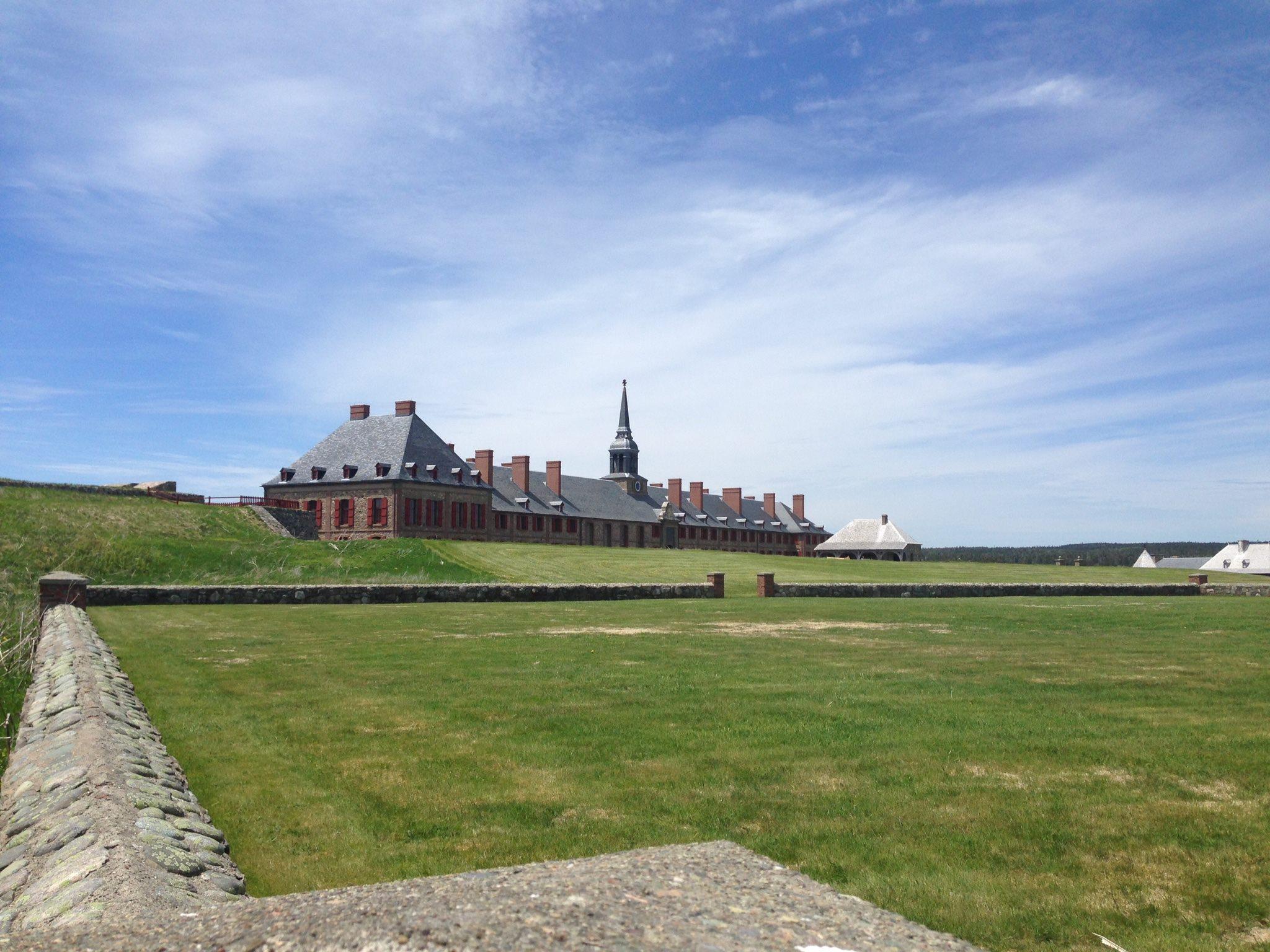 Photo: Facebook Lieu historique national de la Forteresse-de-Louisbourg