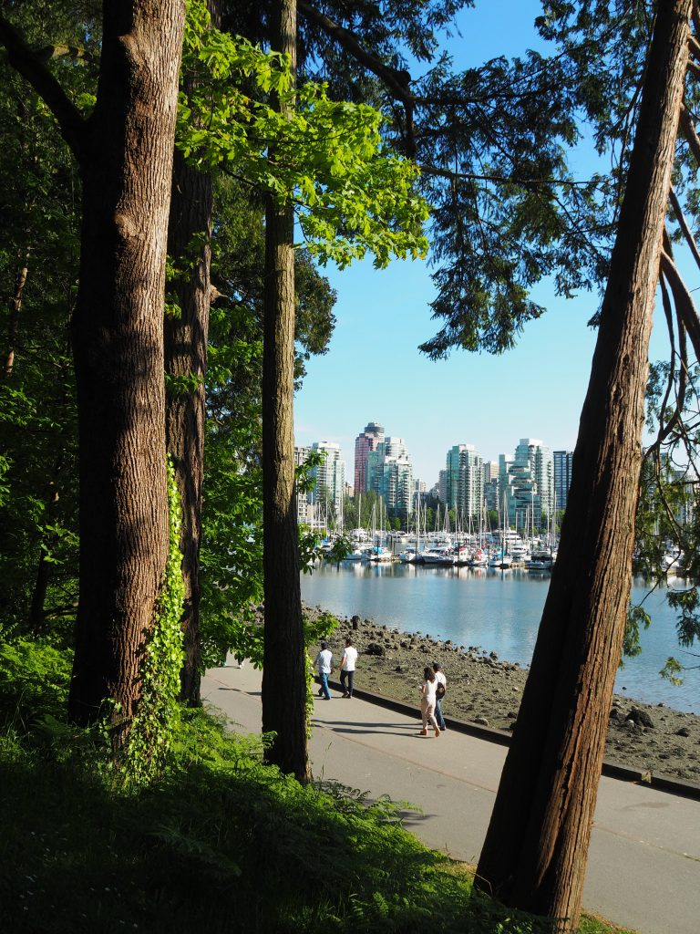 Photo: Marie-Julie Gagnon, Stanley Park