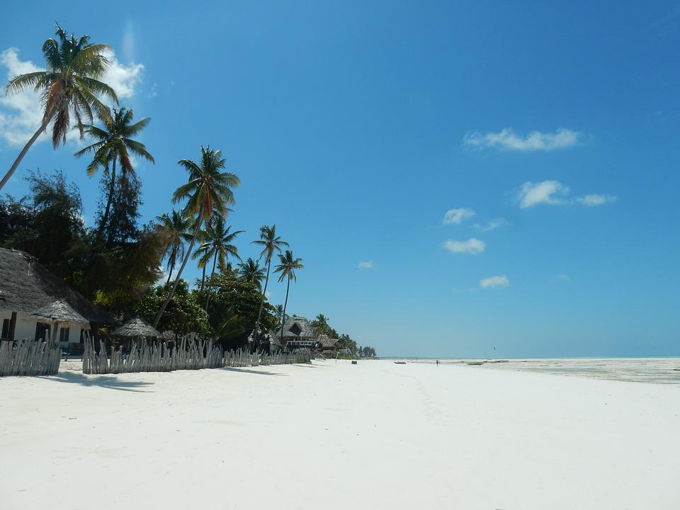 Photo: Pixabay Plage de Zanzibar
