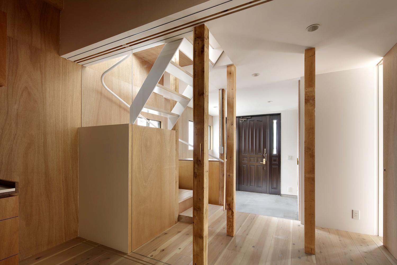 Photo: Tomomi kito architect & associates, par Satoshi Shigeta- Droits réservés