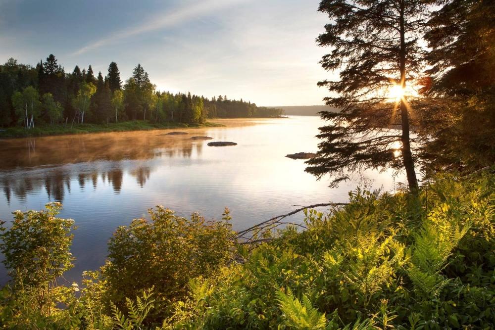 Photo: Facebook Parc national du Lac-Témiscouata