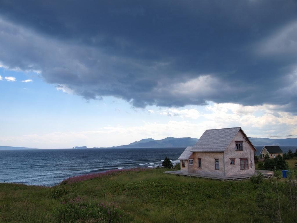 Gaspésie. Photo: walidhassanein, Flickr