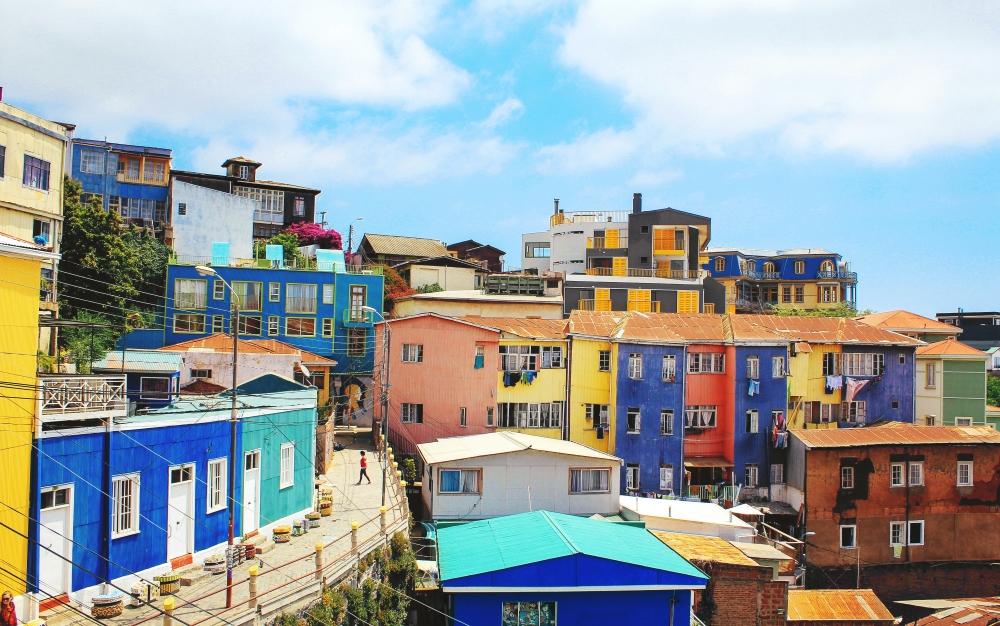 Valparaiso, Chili. Photo: Loic Mermilliod, Unsplash