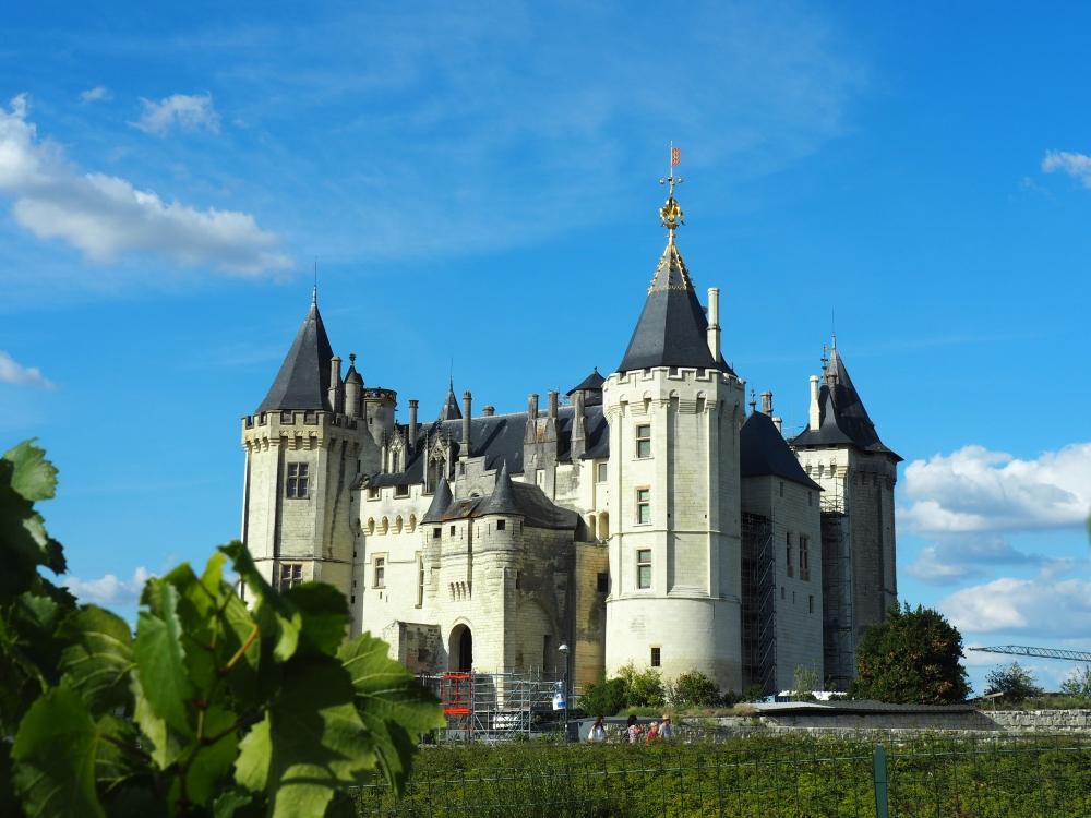 Le château de Saumur. Photo: Marie-Julie Gagnon
